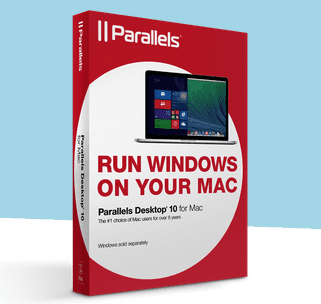 Parallels Desktop Box